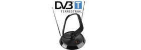 DVB-T приемници, антени, аксесоари